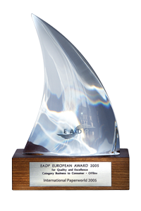 EADP Award for Quality and Excellence in Directory Publishing